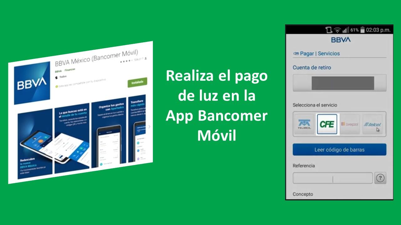 pagar-cfe-con-app-bancomer